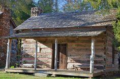 Colman's cabin