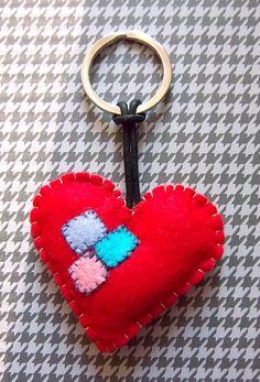 Mondo Lirondo: llaveros para San Valentín