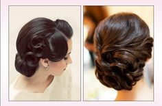 For a touch of vintage to your prom look, try these gorgeous retro hairstyles