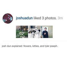 true man that is josh in a nutshell