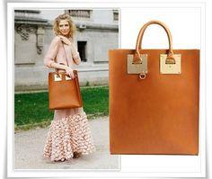 Bitte merken: Die Britin Sophie Hulme designt unsere neue It-Bag!