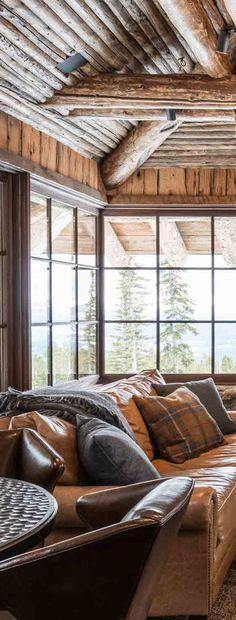Pearson Design Group  - Log Homes