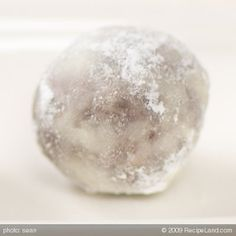 Bacardi Rum Balls - good, given that we have a lot of Bacardi...