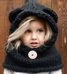 12 tolle und witzige Häkel- und Strickideen für Kinder für die kalte Jahreszeit ..!! - Seite 7 von 12 - DIY Bastelideen