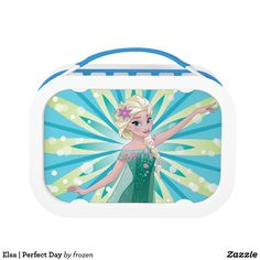 It's a Perfect Day 2 Replacement Plate--Save on gifts for kids from our Makers! Frozen Movie, Disney Frozen Elsa, Frozen Font, Disney Font Free, Disney Fun, Lunch Box Backpack, Disney Lunch Box, Frozen Snowman, Frozen Merchandise
