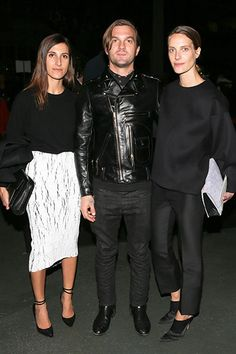 Givenchy Front Row