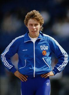 Marita Koch - Stuttgart 1986
