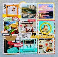 A Project by Fevvers from our Scrapbooking Gallery originally submitted 06/04/12 at 09:31 AM