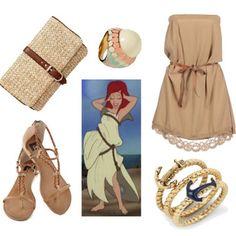 How To Dress Like The Little Mermaid Disney Characters | Gurl.com