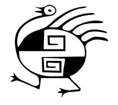 Resultado de imagem para dibujos indigenas argentinos suri Native Symbols, Native Art, Native American Art, Native American Pottery, Turkey Images, Aztec Culture, Southwestern Art, Design Tattoo, Symbol Design