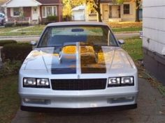 Used 1985 Chevrolet Monte Carlo SS - LGMSports.com