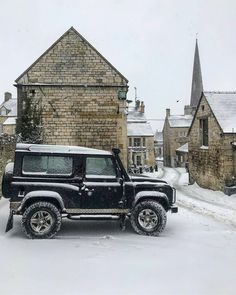 """2,168 Likes, 8 Comments - @landroverphotoalbum on Instagram: """"Almost Christmas card-like By @_edmorris #Defender90 #landroverdefender #landroverphotoalbum"""""""