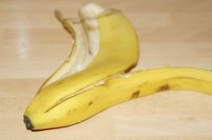 Comment faire pour utiliser les bananes comme beaume à lèvres ?