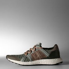 e89164979bcd The adidas by Stella McCartney Ultra Boost Knit Shoes are ready for the  night with a glow-in-the-dark toe and heel. Featuring the endless energy  return and ...