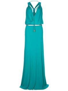 Dsquared2 maxi dress // <3 LOVE