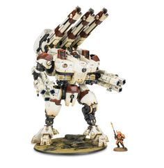 Faeit 212: Warhammer 40k News and Rumors: Tau KX139 Ta'unar Supremacy Armour -Pre-Orders are Live