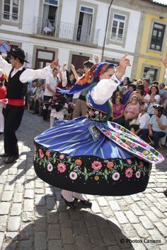 Feiras Novas, Ponte De Lima, Portugal , 2013 | performing during popular festivities