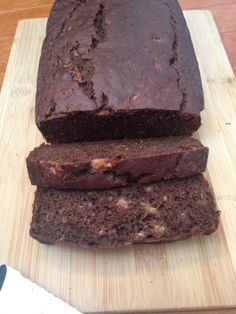 Chocolate Orange Banana Bread | Fit Mama Real Food