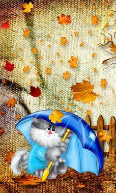 Autumn Rain☔️