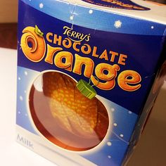 Terry's Chocolate Orange | 16 British Chocolates That Will Make You Want To Move To The U.K. Immediately