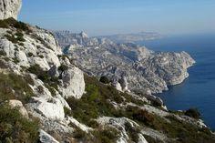 Calanque de Marseilleveyre : Marseille, Cassis, La Ciotat : cabotage dans les calanques - Linternaute