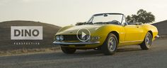 Fiat Dino Spider Gives A New Perspective | Video