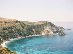 Oceanside Cliffs in Kefalonia Greece | photography by http://www.victoriaphippsphotography.co.uk/