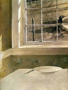 Andrew Wyeth Paintings, Art Gallery, Painting