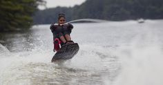 From wheelchair to wakeboard: adaptive sports open doors for people with disabilities.