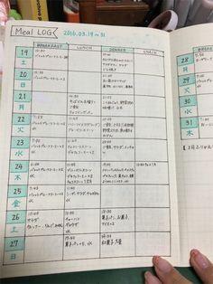 【手帳術】1冊でかしこく管理!「バレットジャーナル」の素敵な使い方8選【ノート術】の画像の詳細です。