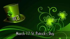 March 17 St. Patrick's Day