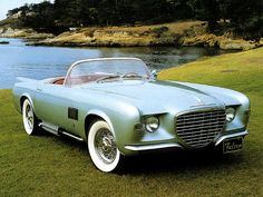 Chrysler Falcon Concept Car (1955)
