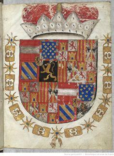 Titre : Gaston Phébus, Livre de la chasse. — Gace de la Buigne, Déduits de la chasse. Date d'édition : 1301-1500 Français 616 Folio 4r