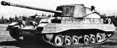Self Propelled 17pdr Valentine Mk I Archer