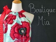 WOMEN  Pillowcase TOP  You Pick the Size  by BoutiqueMiaByCXV, $39.99