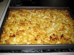 Passover Noodle Kugel | Jewish Boston Blogs