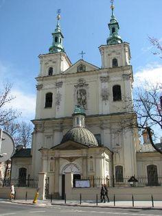 Krakow Photos - Featured Images of Krakow, Lesser Poland Province Poland Cities, St Florian, Krakow Poland, Religious Architecture, Central Europe, Place Of Worship, Lithuania, Kirchen, Trip Advisor