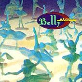 Belly - Star - Feed the Tree - Tanya Donelly - Rare Cassette Tape - Sire 1993