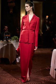 The Spring 2013 Runway Report - Color Theory - The Row