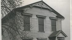 A home Ulysses S. Grant lived in during his time in Detroit will be moved 8-10 miles. American Civil War, American History, Detroit, Michigan, Ulysses S Grant, Presidents, United States, House Styles, Gallery