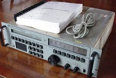 Rockwell/Collins HF-2050 Receiver