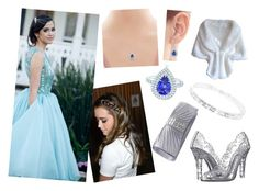 """""""Tiffanie - Tiffany Blue"""" by keera-ford ❤ liked on Polyvore featuring Tiffany & Co. and Dolce&Gabbana"""