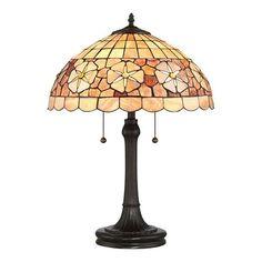 Quoizel Sssb6223vb Sea Shell Sanibel Desk Lamp