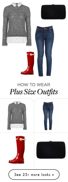 """""""Red Boot"""" by momo-free on Polyvore featuring Topshop, Sergio Rossi, women's clothing, women, female, woman, misses and juniors"""