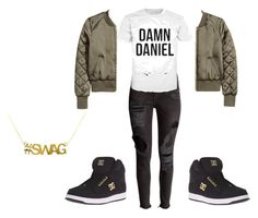 """"""\Damn Daniel"""" by mitchakutcha ❤ liked on Polyvore featuring DC Shoes and gucci""236|200|?|en|2|cdc4eba2d2fbb35a5e1898ad66690a39|False|UNLIKELY|0.3728320002555847