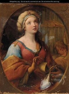 Saint Cecilia 3 - (after) Guido Reni