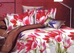 Obliečky 3D-červená Lívia_4 Comforters, 3d, Blanket, Home, Creature Comforts, Quilts, Ad Home, Blankets, Homes