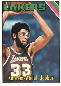 Basketball Pictures, Basketball Cards, Basketball Players, Star Company, See Games, Kareem Abdul Jabbar, Magic Johnson, Basketball Legends, Larry Bird