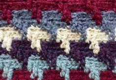 The Crochet Express: 2016 NatCroMo Blog Tour   Featured Designer: Esther Chandler   Pattern: Arrow Tails Fingerless Gloves #NatCroMo #blogtour #crochet #crochetdesigner