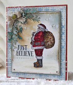Believe In The Magic Of Christmas...                                                                                                                                                                                 More